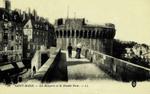 Saint-Malo - Les Remparts et la Grande Porte
