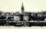 Saint-Malo - Les Quais et la Grande Porte