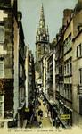 Saint-Malo - La Grande Rue