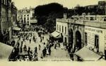 Saint-Malo. - La Porte Saint-Vincent.