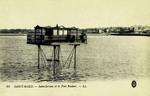 Saint-Malo - Saint-Servan et le Pont Roulant