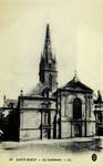 Saint-Malo - La Cathédrale