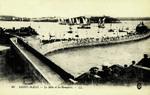 Saint-Malo - Le Môle et les Remparts