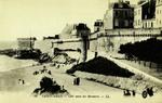 Saint-Malo - Côté ouest des Remparts