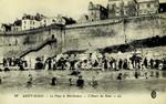 Saint-Malo - La Plage de Bon-Secours