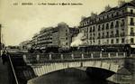 Rennes - Le Pont Samain et le Quai de Lemartine