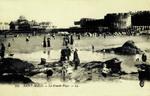 Saint-Malo - La Grande Plage