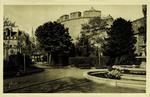 Saint-Malo - La Tour Générale et le Jardin Public