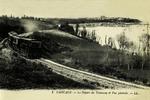 Cancale - La Départ du Tramway et vue générale