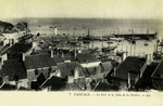 Cancale - Le Port et la Jetée de la Fenêtre