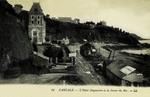 Cancale - L'Hôtel Duguesclin et la Pointe du Hoc