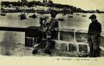 Cancale - Types de Pêcheurs