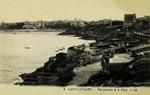 Saint-Lunaire - Vue générale de la Plage