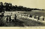 Saint-Lunaire - La Descente sur la Plage