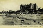 Saint-Lunaire - La Plage et le Grand Hôtel