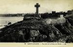 Saint-Lunaire - Vue prise de la Pointe du Décollé