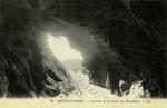 Saint-Lunaire - Intérieur de la Grotte des Hirondelles
