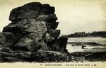 Saint-Lunaire - Vue prise du Rocher David