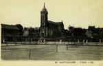 Saint-Lunaire - L'Eglise