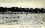 Saint-Lunaire - L a Plage et les Villas