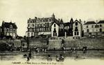 Paramé - L'Hôtel Bristol et l'Hôtel de la Plage