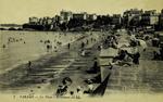 Paramé - La Plage à Rochebonne