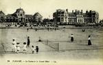 Paramé - Le Casino et le Grand Hôtel