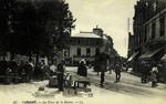 Paramé - La Place de la Mairie