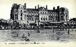 Paramé - Le Grand Hôtel à l'heure du Bain