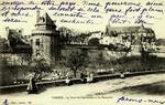 Vannes - La Tour du Connétable et les Remparts