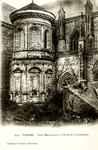 Vannes - Tour Renaissance et Cloitre de la Cathédrale