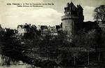 Vannes - La Tour du Connétable vue du Côté Est