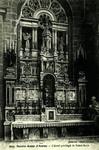 Auray - Sainte-Anne-d'Auray - L'Autel privilégié de Sainte Anne