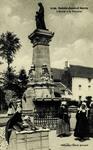 Auray - Sainte-Anne-d'Auray - L'Entrée à la Fontaine