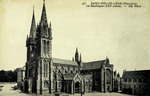 Saint-Pol-de-Léon (Finistère) - La Basilique (XVI siècle)