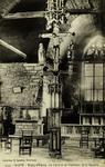 St-Avé - Bourg d'Embas - La Calvaire de l'intérieur de la Chapelle