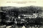 Beaune - Vue prise du Clocher de Notre-Dame