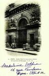 Dijon - Ancien hôtel du commandant militaire de la province de Bourgogne