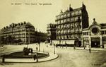 Dijon - Place Darcy. Vue générale