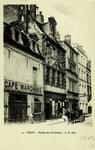 Dijon - Maison des Cariatides