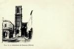 Clamecy - Tour de la Cathédrale de Clamecy