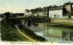 Nevers - Le Pont Mal Place
