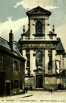 Nevers - l'Église Saint-Pierre