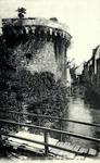 Nevers -Tour Saint-Eloi et la Nièvre