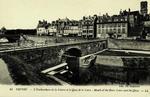 Nevers - L'Embouchure de la Nièvre et le Quai de la Loire