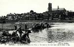Nevers - Les Bords de la Loire et la Ville