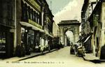 Nevers - Rue des Ardillières et Porte de Paris