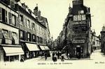 Nevers - La Rue du Commerce
