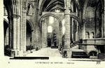 Nevers - Cathedrale de Nevers - Intérieur