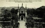 Nevers - Jardins de la Maison-Mère des Sœurs de la Charité de Nevers